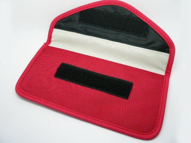 Fabric Blockit - Red