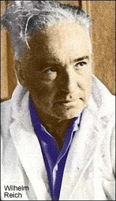 Dr Wilhelm Reich