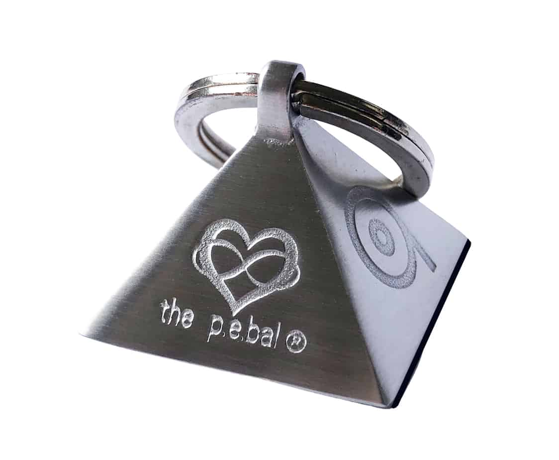 EMF Protection key-ring