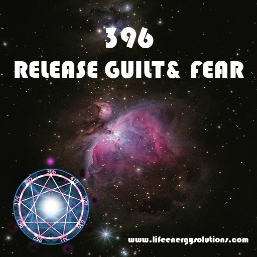 396 release guilt and fear