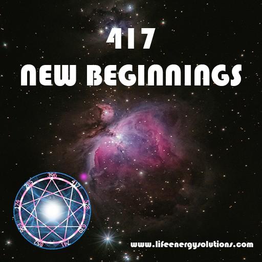 417 New Beginnings